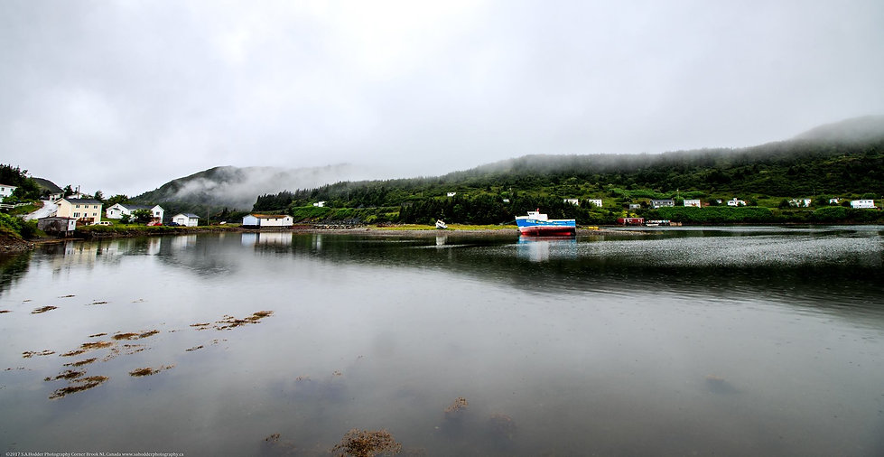 Port Au Bra, Burin Newfoundland & Labrador Canada