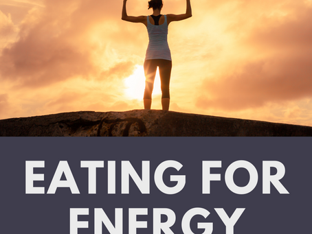 Eating for Energy: Free 5-Day Challenge
