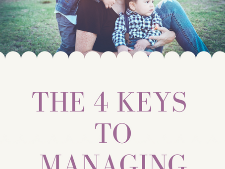 The 4 Keys to Managing Chaos