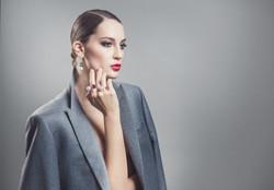 Nadine Aysoy Jewellery Campaign
