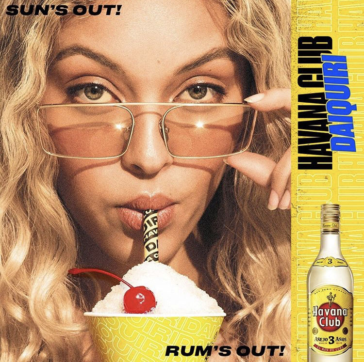 Havana Club Daiquiri Campaign