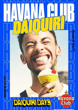 Havana Club Daiquiri Campaign