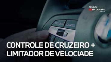 Controle de Cruzeiro + Limitador