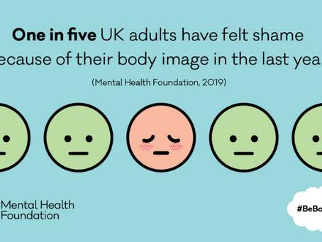 Body Image Statistics For Mental Health Awareness Week