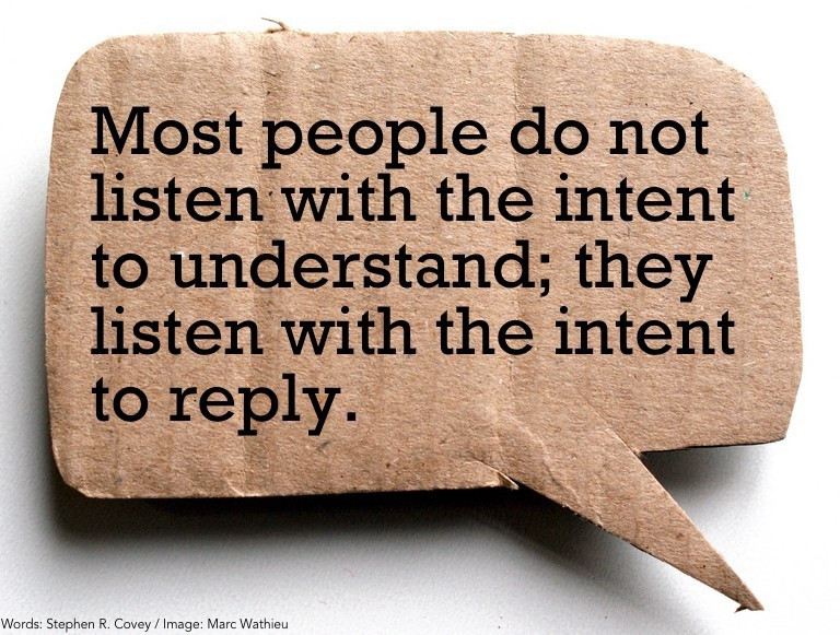 Art of active listening