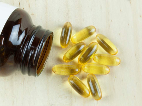 Fish oil supplement in pregnancy improves child's muscle and bone development, trial finds