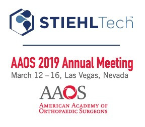 Stiehl Tech to present at AAOS 2019