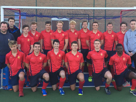 Men's 1st Team 2017/18 Fixtures are out!