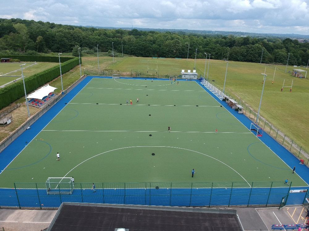 Trojans Hockey pitch