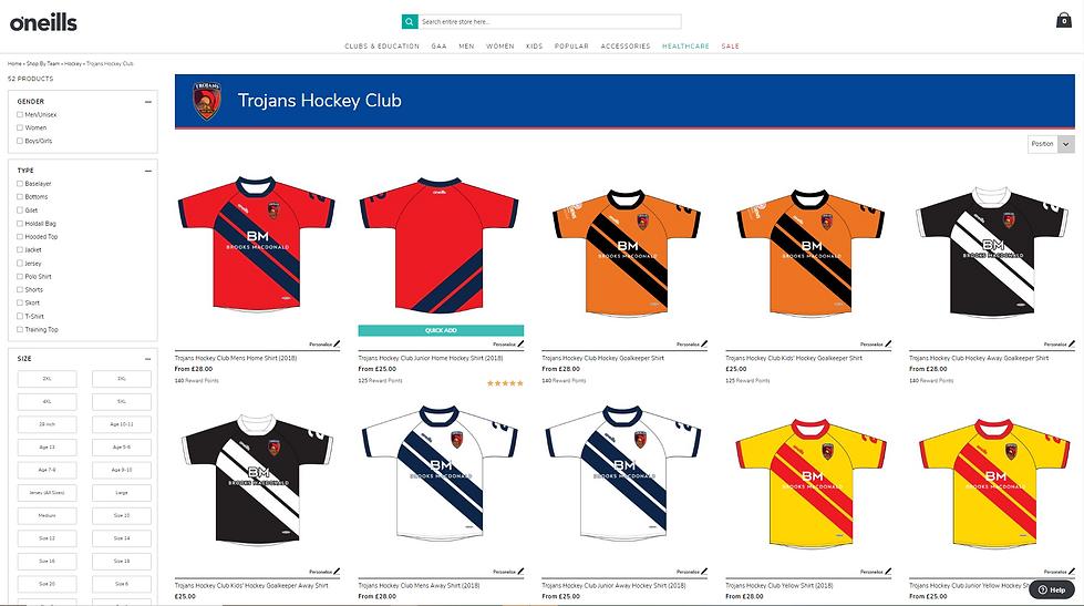 o'neils website club kit.PNG