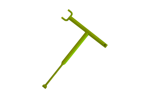 UPTEC SUPAK 3-Funktionen-Schlüssel