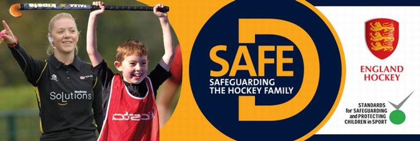 England Hockey safeguarding SafeD
