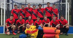 Trojans Men's 2s squad 2018