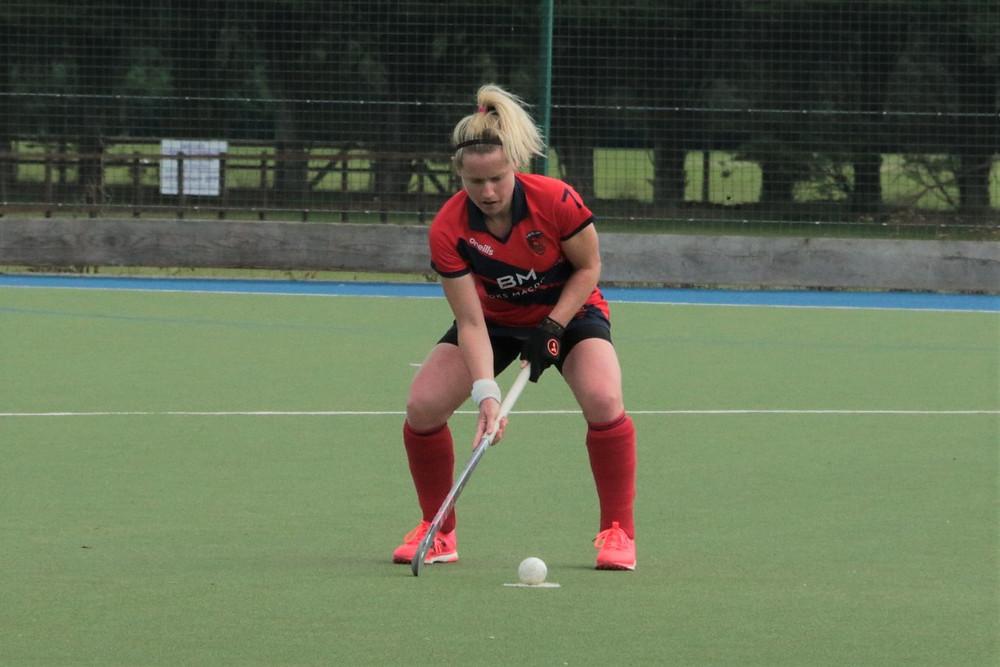 Amy Sheehan, Trojans Hockey Club