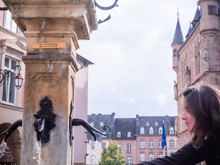 Oldest town in Luxembourg: authentic charm