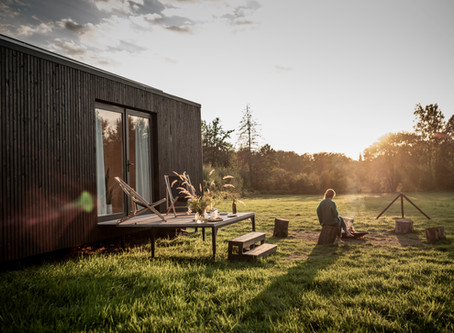 Slow Cabins ® : back to (your) basics