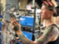 barbie the welder american sculptor.jpg