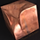 Thumbnail: Abstract Cube Metal Sculpture