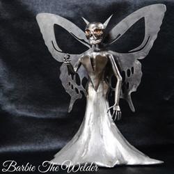 Alice butterfly skull grim reaper