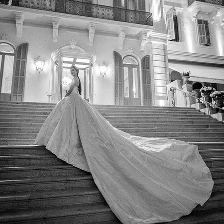 One of THE most iconic weddings of our g