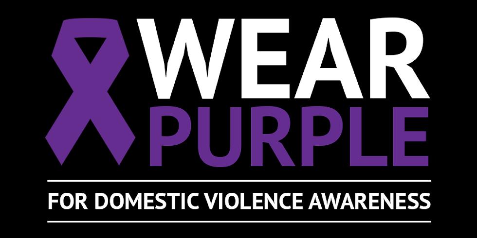 Wear Purple day!