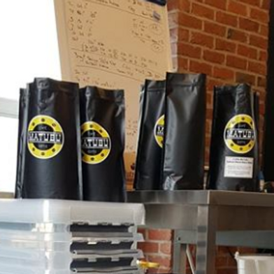 2 kg Black Albert + 2 Matubu coffee cups for Free!