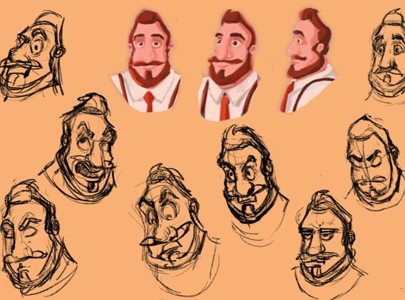 Mr.B.expressions.jpg