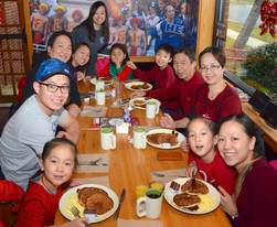 Applebee's Breakfast Fundraiser