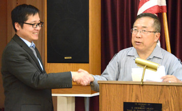 Peter Au Welcomed to the Board of Directors