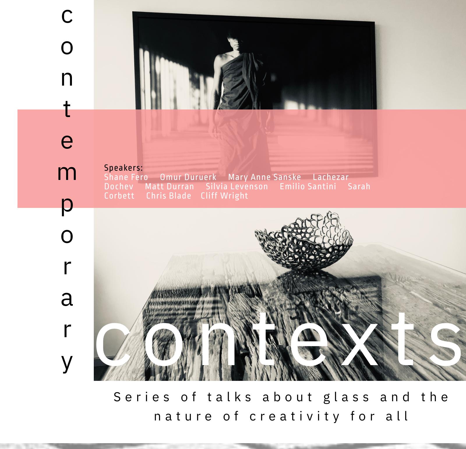 Contemporary Contexts Festival of Talks