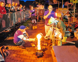 The voice of the Luxembourg festival of glass 2015