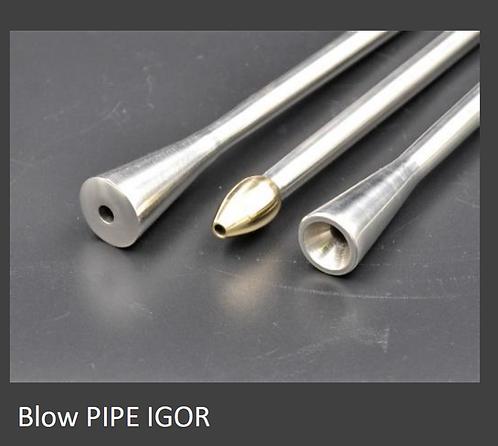 Igor Blow Pipe_ Flameworking