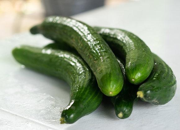 Cucumber- English - 1 per order