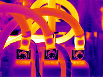 Thermography electrical installations CR