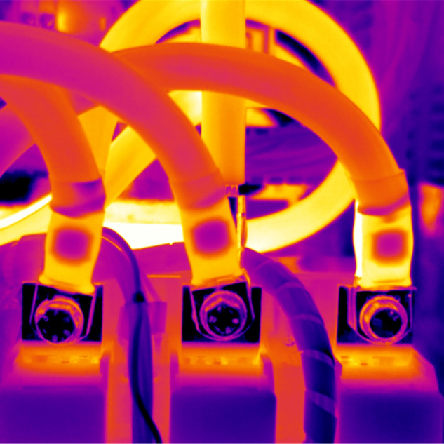 Thermography electrical installations CREANERGY