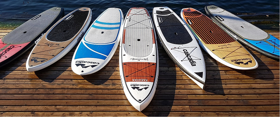 Pacifica Paddle Sports Brentwood Bay