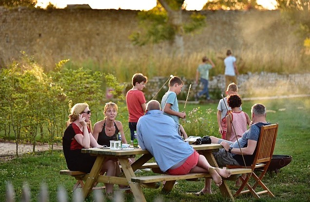 ferme-hay-day-picknick-banken