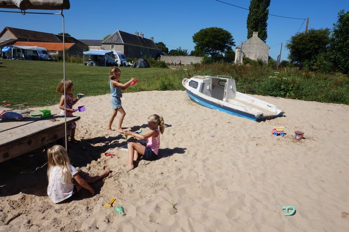 ferme-hay-day-zand-speelplaats
