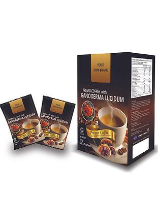 Ganoderma Coffee - Cobizco Malaysia - Pr