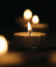 one candle in a group.jpg