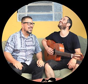 Murilo Barbosa e Thiago Carreri formatad