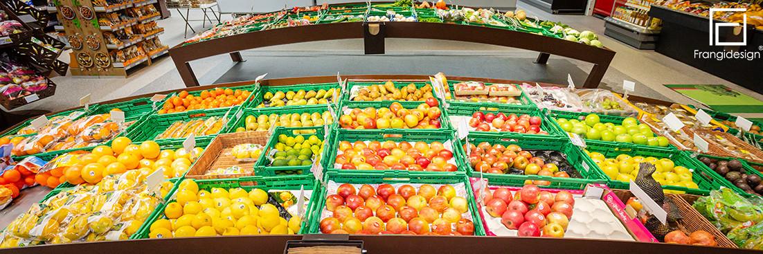 Intermarché mobilier fruits et légumes