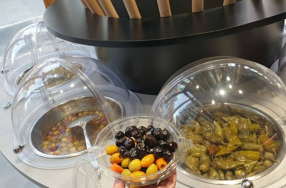 Meuble olives design