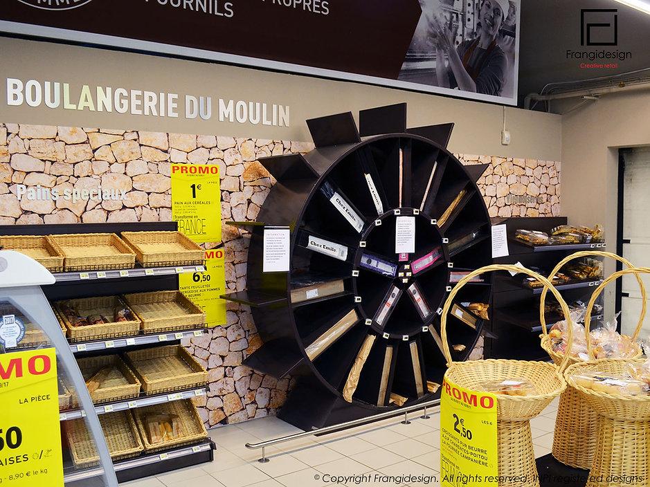 Mobilier Boulangerie