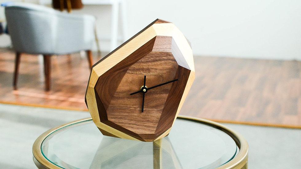 Geometric Wall & Table Clock