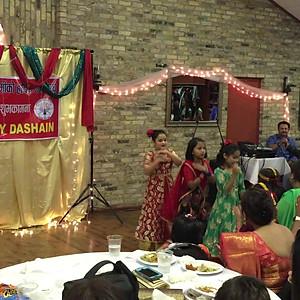 Dashain Party 2018