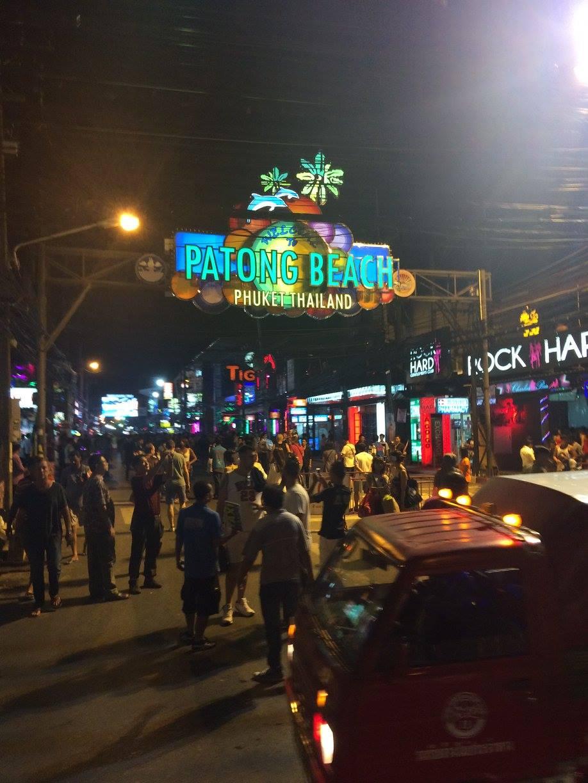 Patong Bangla Road