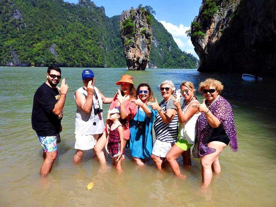 Deluxe James Bond Tour Phuket