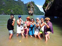 Deluxe James Bond Tour Phuket