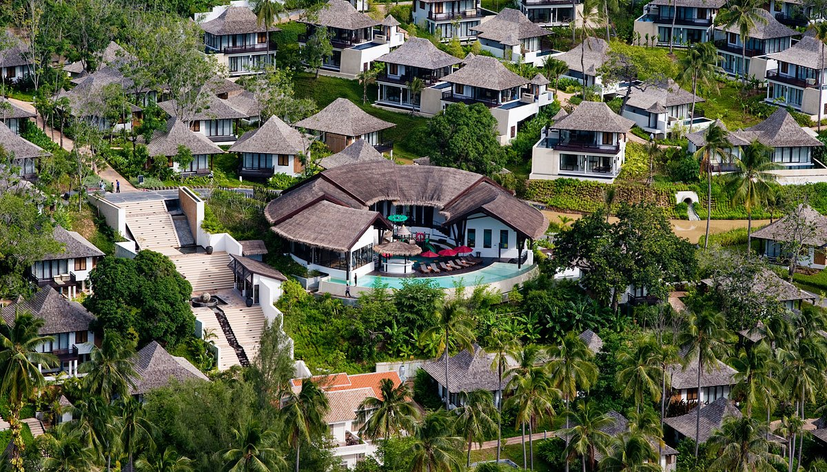 phuket'in en iyi oteli